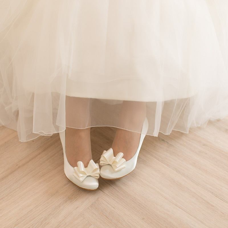 Weddingshoes_8cmheel_ribbonset_B